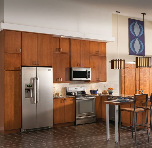 woodstar cabinets - signature cabinetry