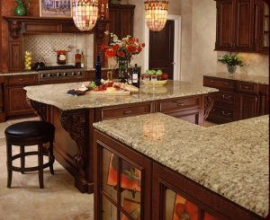 Granite Countertops Signature Cabinetry - Columbus, Ohio