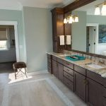 brown cabinet Signature Cabinetry - Columbus, Ohio