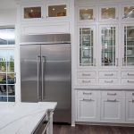 white kitchen Signature Cabinetry - Columbus, Ohio