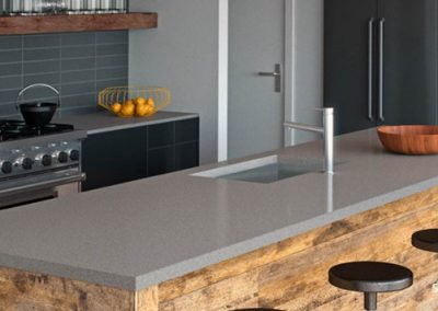 grey counters Signature Cabinetry - Columbus, Ohio