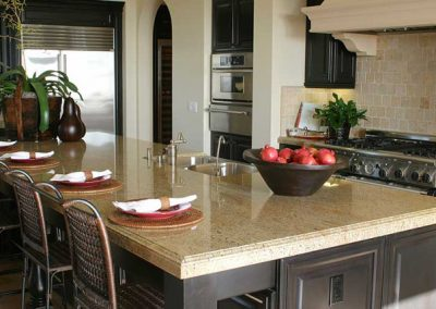 kitchen countertops Signature Cabinetry - Columbus, Ohio