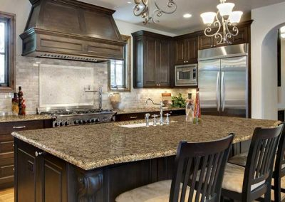 kitchen counters Signature Cabinetry - Columbus, Ohio