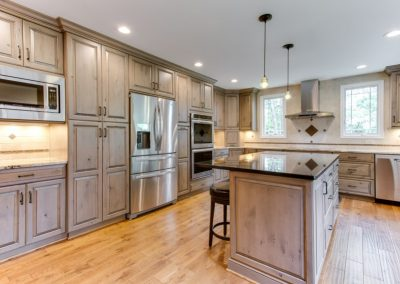 wood grey Signature Cabinetry - Columbus, Ohio