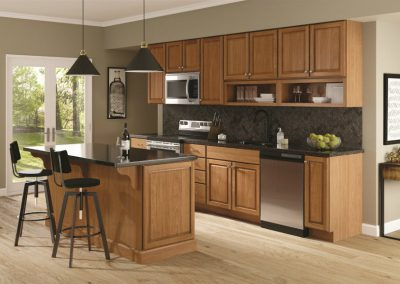 chestnut cabinets Signature Cabinetry - Columbus, Ohio