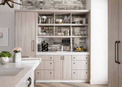 light grey cabinet Signature Cabinetry - Columbus, Ohio